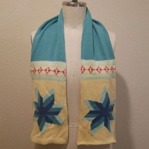 Accessories - Snowflake Scarf